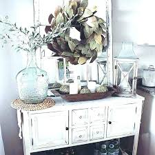 how to decorate entryway table. Gray Entry Table Ideas Entryway Design Console Decor Wash How To Decorate