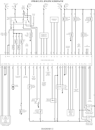 repair guides wiring diagrams wiring diagrams autozone com 15 1998 00 2 3cl engine schematic