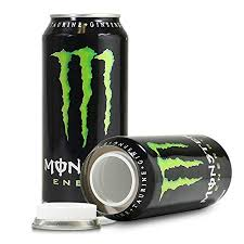 monster can. Plain Can Monster Energy Drink Green Can Diversion Stash Safe By SafecanAGM And