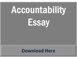 ontological study talkingabout an ontological approach to accountability