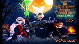 The Nightmare Before Christmas: Oogie's Revenge - OST - YouTube