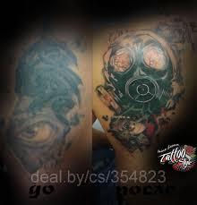 перекрытие старых тату Cover Up продажа цена в могилеве боди