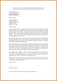 11 Cover Letter Intership Addressing Letter