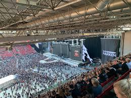 Royal Arena Denmark Seating Chart Metallica At Telia Parken In Copenhagen Denmark On July 11