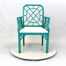 bamboo rattan chairs. Hollywood Regency Chippendale Bamboo Painted Rattan Chair Chairs