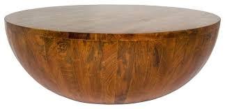 round coffee table wood half circle cocktail solid reclaimed teak slab uk round coffee table