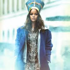 Rihanna Vogue Arabia Cover November 2017 Popsugar Fashion