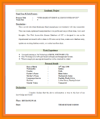 Pdf Resume Awesome 60 Fresher Resume Format Pdf Trinitytraining
