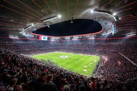Bayern Munich Stadium Lights No Grass News But Bayern Munichs New Decorative Led