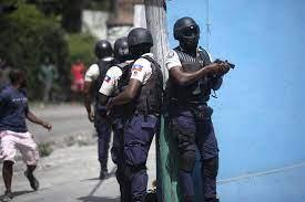 Haiti police blame Colombian, US ...