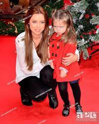 UK Premiere of 'Get Santa' at the Vue Leicester Square, London Featuring:  Una Healy, Stock Photo, Picture And Rights Managed Image. Pic.  WEN-WENN21973540