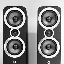 Kết quả hình ảnh cho q acoustics 3050i