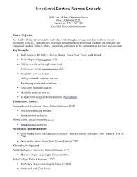 Good Objectives For Resume Resume Objective In Resume