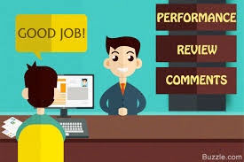 Sample Performance Review Comments That You Can Use At Work