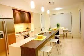 kitchen bench lighting. Kitchen Ideas With Island Bench Design By Soft Furnishings Decor . Lighting