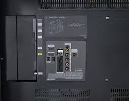 samsung smart tv 32 inch back. samsung ue40h6400 rear and ports smart tv 32 inch back