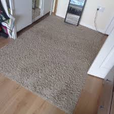 set of 4 ikea hampen rug beige home furniture furniture on for ikea hampen rug