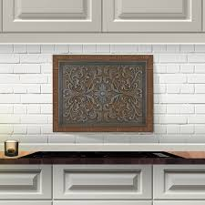 decorative wall plaques to dress up