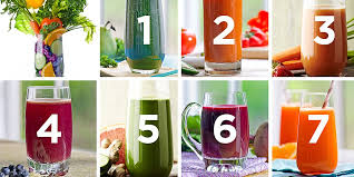 There are 3 ways juices aid in weight loss: How To Do A Juice Cleanse 7 Day Juice Plan To Add More Fruits And Vegetables To Your Diet Eatingwell