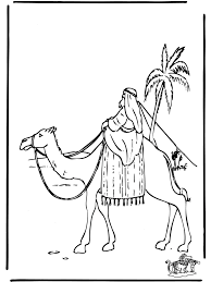 Abraham In Egypte Bijbel Kleurplaten Oude Testament
