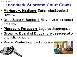 dbq essay document based questions scaffolding questions % essay  landmark supreme court cases marbury v madison established judicial review dred scott v
