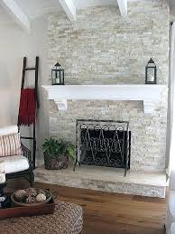 whitewash stone fireplace whitewash stone fireplace decorating ideas for brick fireplace wall beautiful about whitewashed stone