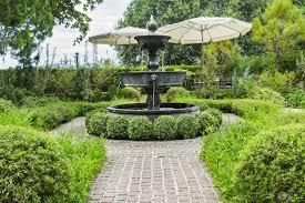 Znalezione obrazy dla zapytania fountain garden