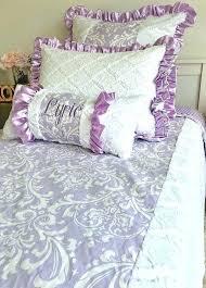 silver damask bedding sets tesco se set lavender white trellis whit