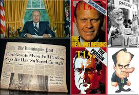 Image result for Nixon succeeded by Ford