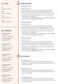Because a resume template already has the right format for a business or work resume, all you need to do is fill it with accurate information about your work and education. Sample Resume Format For Job Search Powerpoint Templates Designs Ppt Slide Examples Presentation Outline