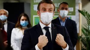 Macron è risultato positivo al coronavirus