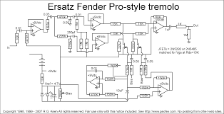 new page 1 solid state emulator of the fender pro vibrato