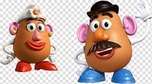Check out inspiring examples of mr_potato_head artwork on deviantart, and get inspired by our community explore mr_potato_head. Two Mr And Mrs Potatoes Mr Potato Head Toy Story Mrs Potato Head Sheriff Woody Toy Story Transparent Background Png Clipart Hiclipart