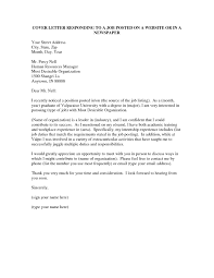 Cover Letter For Internal Position Financial Film Within Job