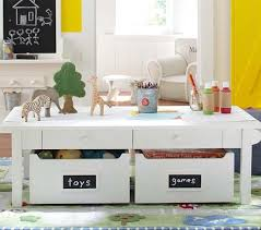ina grow with you craft table pottery barn kids