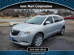 Buick Enclave Running Lights Not Working Used 2013 Buick Enclave Leather Awd For Sale In Cedar Rapids