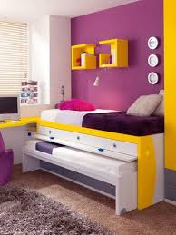 Elegant Interesting Yellow Bedroom Design Ideas With Purple Walls On Bedroom Gray  And Black Ideas Grey White