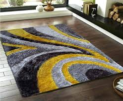 gray area rug 8x10 coffee rugs rug yellow accent rug yellow rugs grey dark gray