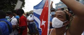 Cuba: Massive protests are a desperate ...