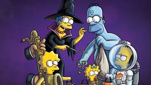 The Top 10 Simpsons Halloween Episodes  CinemathreadAll The Simpsons Treehouse Of Horror Episodes
