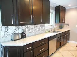 ultimate dark cabinets light countertops about kitchen cabinets dark cabinets with quartz countertops