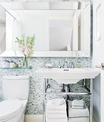 HOUSE & HOME:  Take the BORING out of the bathroom