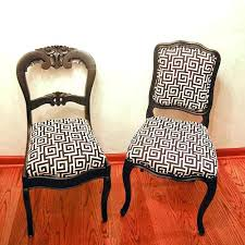 how to reupholster a dining room chair seat and back reupholstering dining room chairs pictures gallery