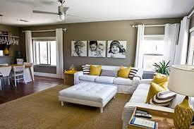 L Shaped Living Room Design