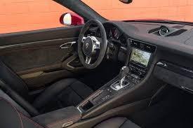 porsche 911 gt3 interior. interior space and visibility are exceptional for a sports car porsche 911 gt3