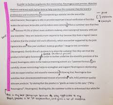 rhetorical analysis essays assignment secure custom essay  purdue owl analyzing visual documents