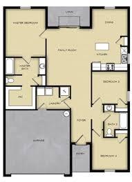 lgi homes floor plans. Exellent Homes 3 BR 2 BA Floor Plan House Design In Jacksonville FL Intended Lgi Homes Plans 5