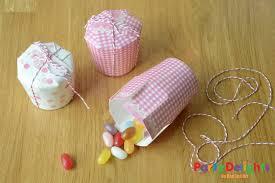 paper cup crafts simple treat box diy