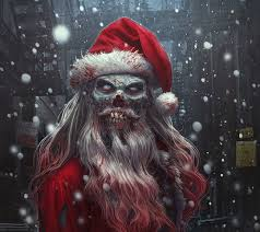 Scary Christmas Wallpapers on ZenWallpapers