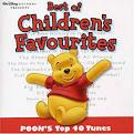 Best of Children's Favorites: Pooh's Top 40